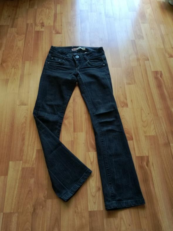 czarne jeansy S ONLY