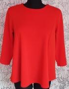 Czerwona bluzka Mohito S...