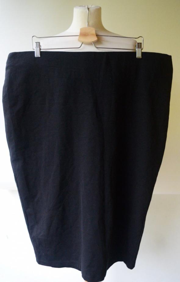 Spódnice Spódniczka Czarna XLNT KappAhl 2XL 44 XXL Elegancka