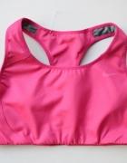 Stanik Sportowy Różowy Nike M 38 Dri Fit Bieganie...
