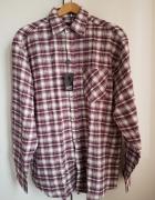 Flanelowa koszula męska Loft L...