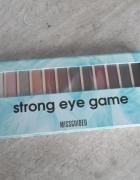 Missguided paleta do makijażu strong eye game...