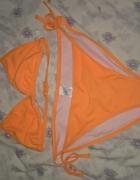 Sexi Kostium kąpielowy Neon Pomarańczowy Neon Poma