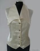Atłasowa bluzeczka kamizelka ERATO r 4042