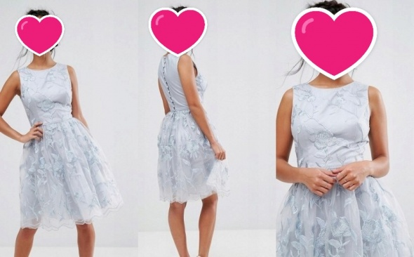 Sukienka Chi Chi London rozmiar 36