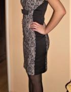 Sukienka z koronką Orsay 34 XS...