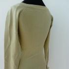 Pistacjowy sweter bluzka Reserved S