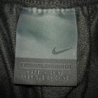Nike Szare sportowe spodenie z podszewką 36 S