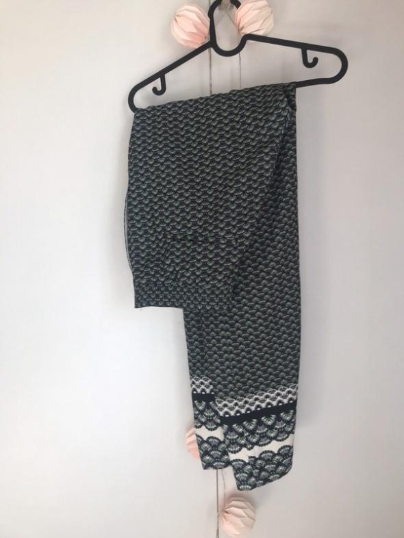 spodnie hippie H&M luźne rozmiar 38 M