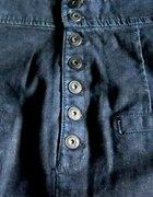 MNG Jeans zgrabna spódniczka z guziczkami r38...