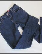 Klasyczne spodnie jeansowe Skinny jeansy 40 L New Look...