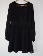 Sukienka szyfonowa di jara Nakd NA12M...