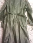 Płaszcz skórkowy