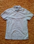 koszula niebieska kryte guziki 36 Urban Spirit