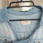 Sukienka jeansowa jeans denim