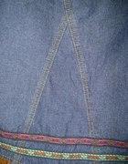 Indiańska spódnica C&A jeans