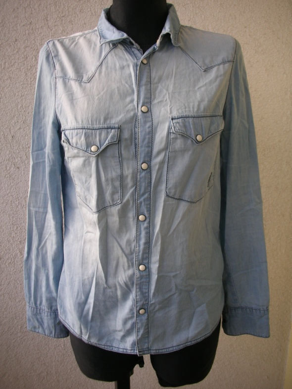 Koszula dżinsowa r S