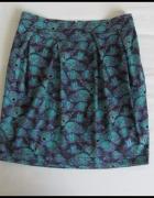 ZOUL spódnica kolorowa z zakładkami 40 L...