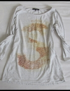 Bluzka koszulka tshirt damski Reserved L 40...