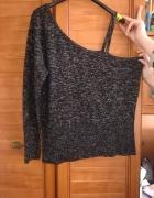 SEVEN imprezowy sweterek dla puszystej 50 52...