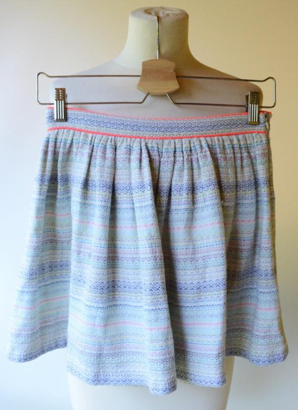 Spódnice Spódniczka Rozklszowana Zara S 36 Wzory