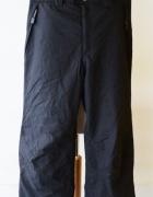 Spodnie Narciarskie Czarna L 40 Tenson Narty Zima...