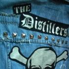 Kamizelka dżinsowa DIY The Distillers Lucky Loser