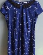 Granatowa sukienka New Look rozmiar M...