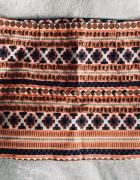 Kolorowa spódniczka mini wzory azteckie rozm 42...
