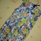 Piękna Suknia Sukienka Boohoo 38 M Floral