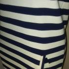 Tunika sukienka paski