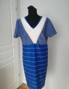 Śliczna sukienka rozmiar 44 46 stan idealny...
