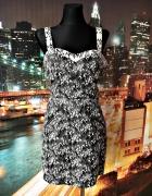 topshop sukienka mini mieniąca sie wycięcia zip blog 38...