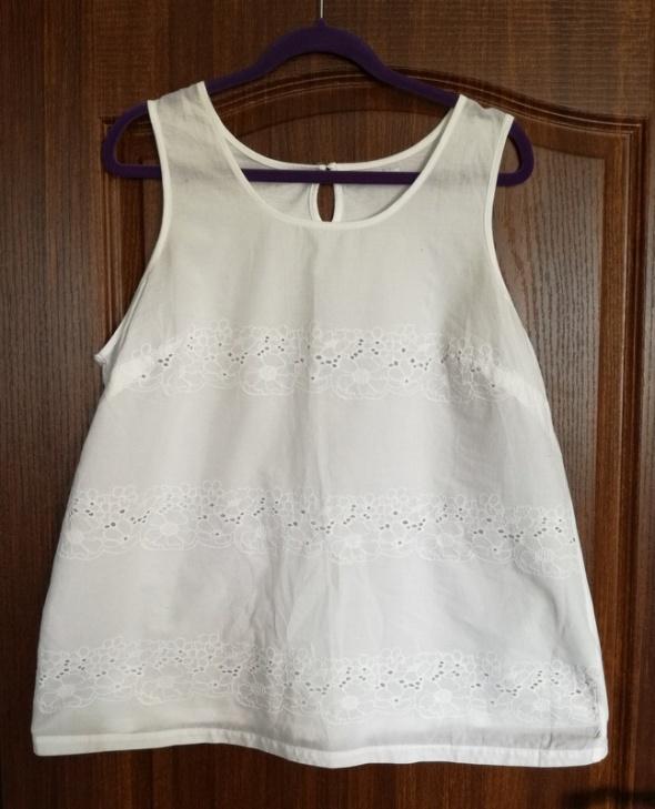 Biała bluzka George 20 48