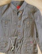 Modna kurtka żakiet brązowa ESPIRT S 36...