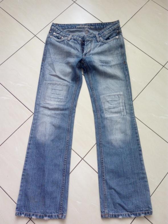 jeansy 5 zł sztuka