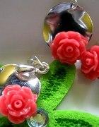 Różowe różyczki dla małej księżniczki