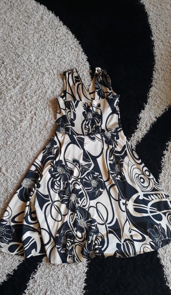 Suknie i sukienki Sukienka w kolorze złota 42 XL