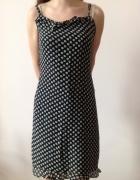 Sukienka letnia na ramiączkach
