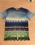 Koszulka z boiskiem...