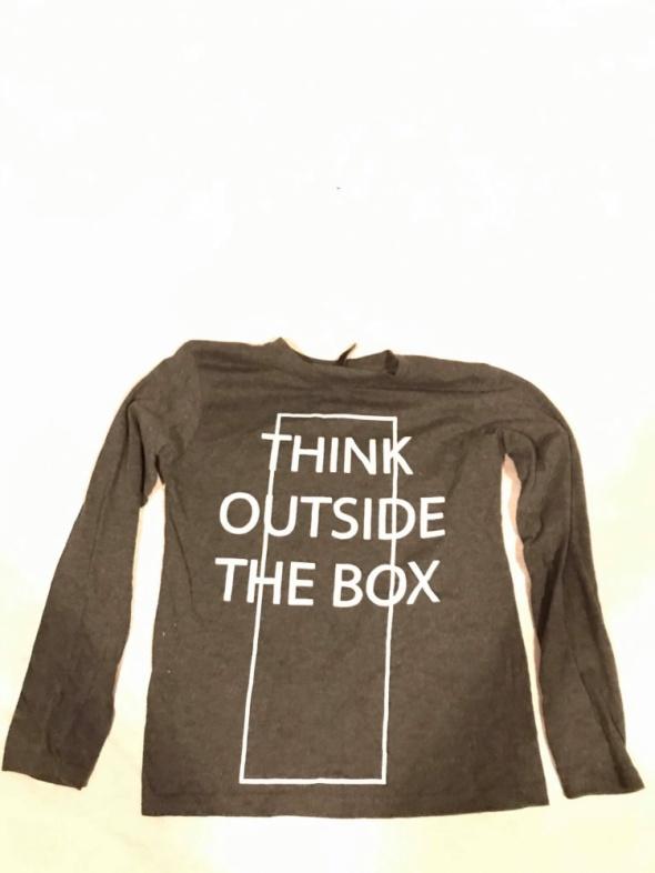 Koszulki, podkoszulki Koszulka Think outside the Box