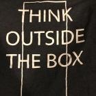 Koszulka Think outside the Box