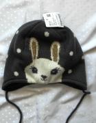 Nowa czapka ciepła 86...