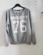 Szara bluza Brooklyn