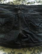 Spodenki szorty jeansowe krótkie spodenki...