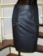Spódnica czarna Sweewe Paris...