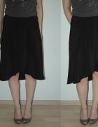 Spódnica HM elegancka kopertowa drapowana 34...