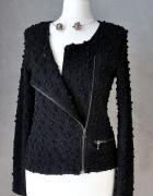 Ramoneska PROMOD bluza kurtka rock żakiet XS S...