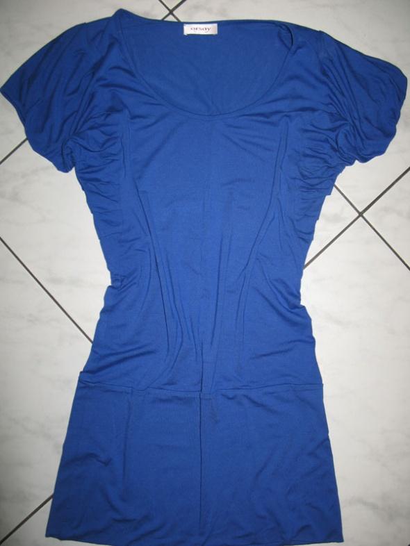 ORSAY sexi niebieska sukienka roz 36