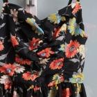 Sukienka w kwiaty rozmiar M